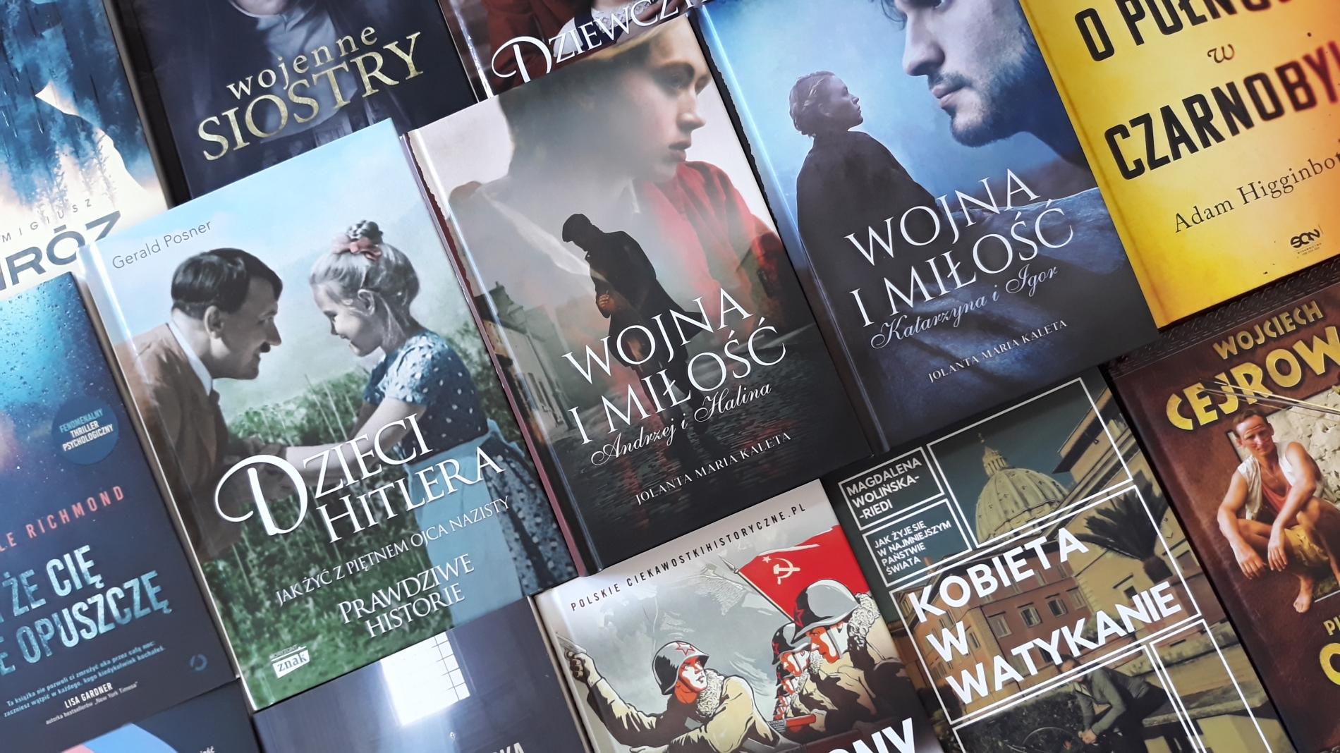 Zakup nowych książek w Bibliotece Publicznej_2