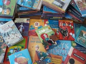 Nowości książkowe w gminnych bibliotekach