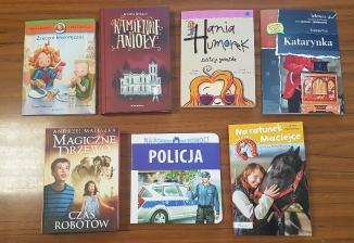 Nowe książki