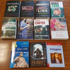 Zakup książek do biblioteki 1