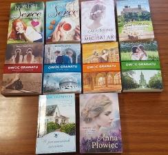 Zakup książek do biblioteki