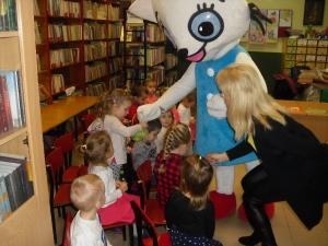 Kicia Kocia w Bibliotece_4