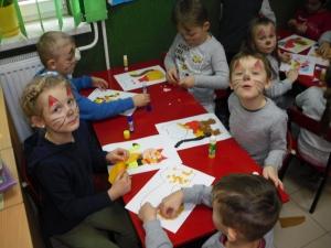 Malowanie twarzy i prace plastyczne_4