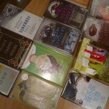 Nowości w Bibliotece w Zagorzycach