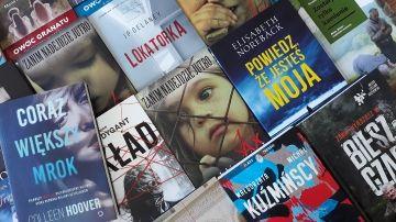 Nowości wydawnicze w gminnych bibliotekach
